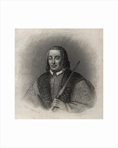 Ferdinand the Catholic by Spanish School