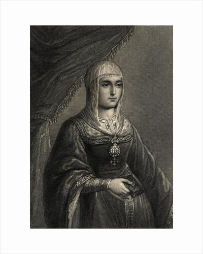 Isabella the Catholic by Spanish School