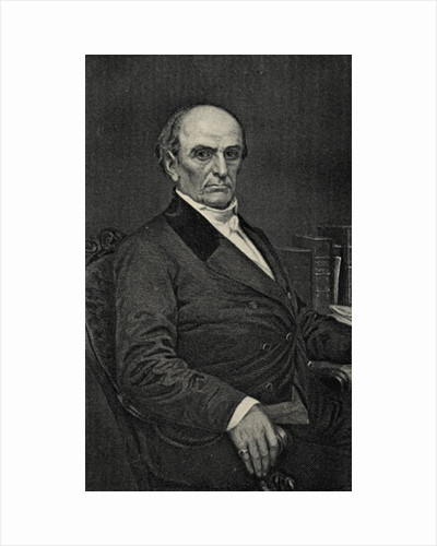Daniel Webster by American School