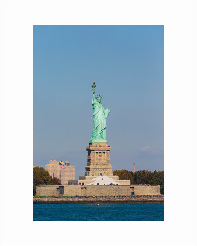 New York City, USA. Statue of Liberty by Unknown
