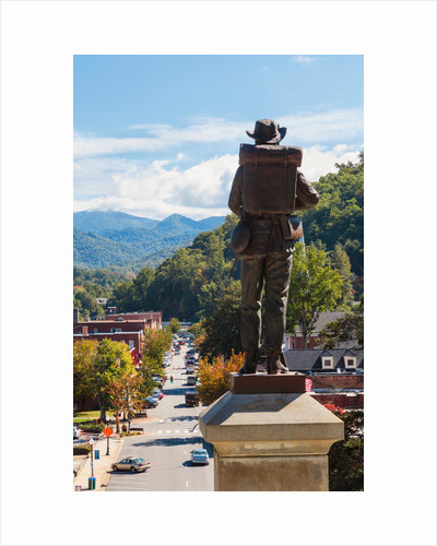Sylva, North Carolina, USA by Unknown