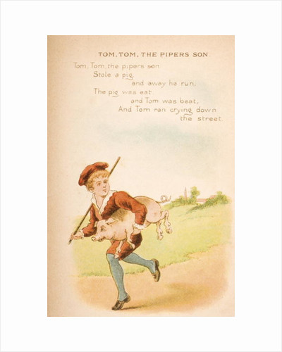 Tom, Tom, the Pipers Son by Constance Haslewood