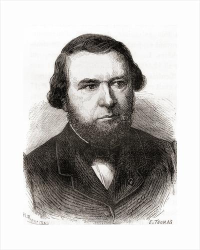 Eugène-Melchior Péligot by French School