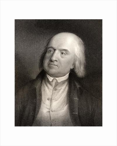 Jeremy Bentham by William Henry Worthington