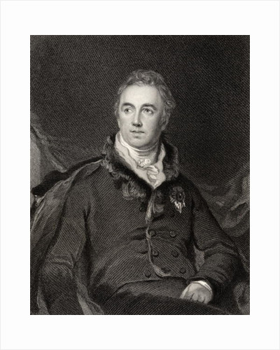 Robert Saunders Dundas, 2nd Viscount Melville by Sir Thomas Lawrence