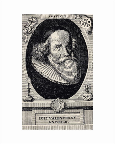 John Valentine Andrea by Unknown