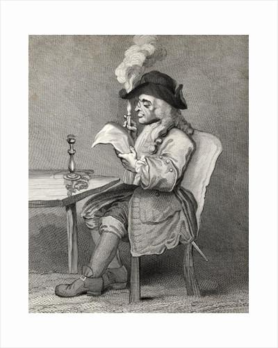 The Politician by William Hogarth