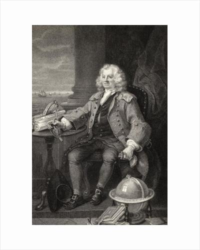 Captain Thomas Coram by William Hogarth