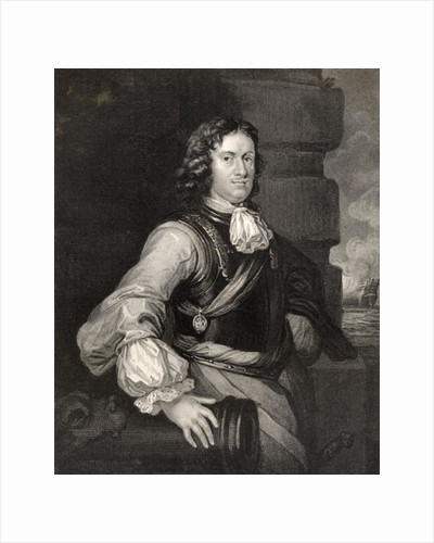 Edward Montagu by Sir Peter Lely