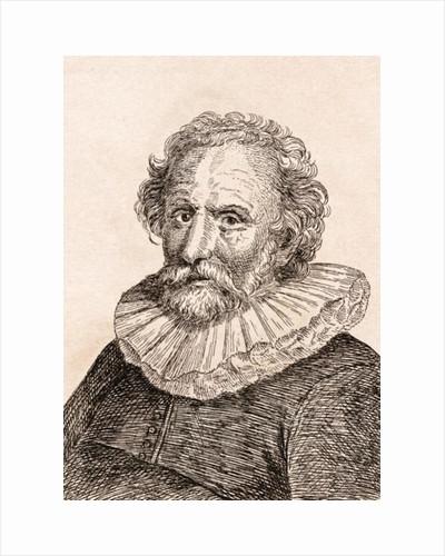 Abraham Bloemaert by James Girtin