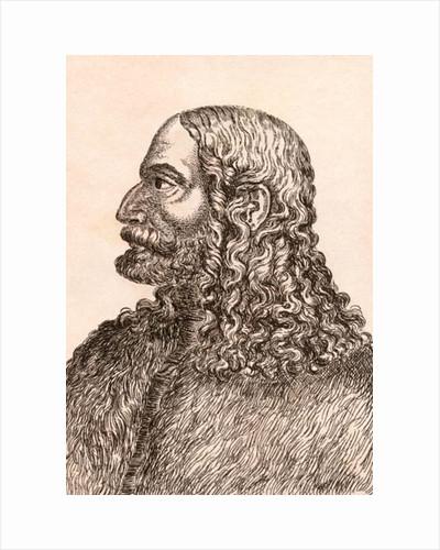Albrecht Duerer by James Girtin