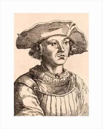 Bernard van Orley by James Girtin