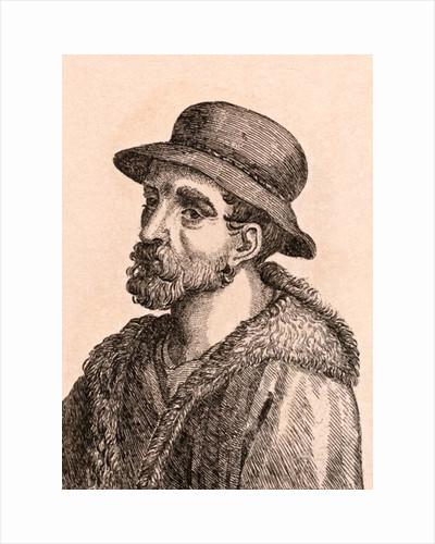 Giovanni da Udine by James Girtin