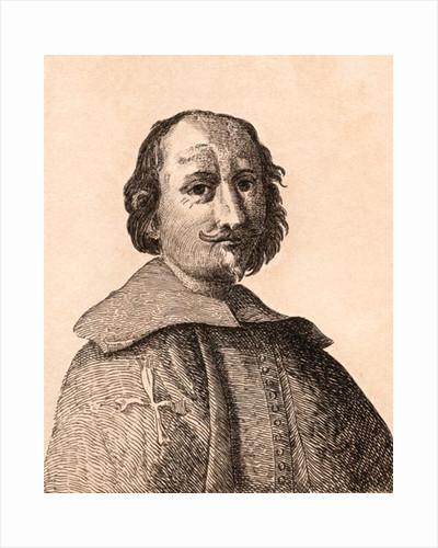 Giovanni Lanfranco by James Girtin