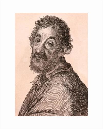 Julio Romano by James Girtin