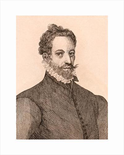 Anthonis Mor van Dashorst by James Girtin