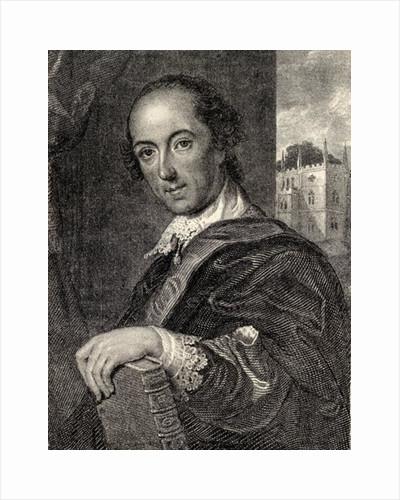 Horace Walpole by John Giles Eccardt