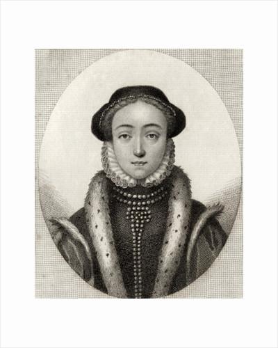 Lady Jane Grey by George Virtue