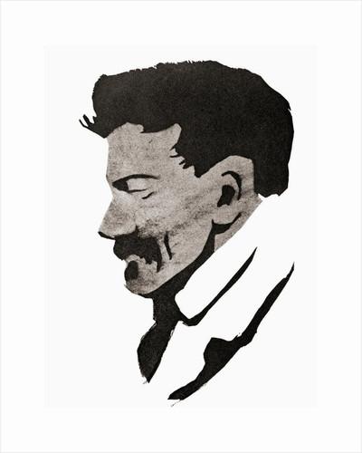 Edmund John Millington Synge by Anonymous