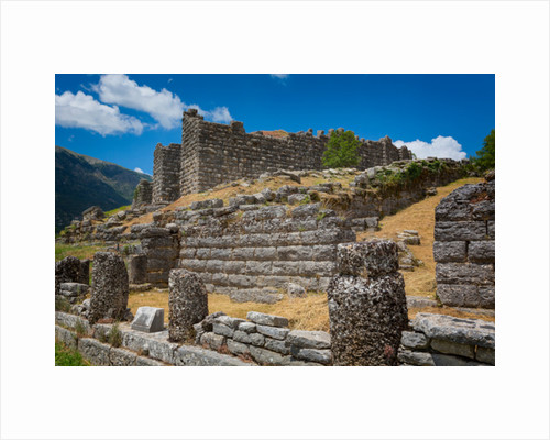 Greece. Ruins of ancient Dodoni by Anonymous
