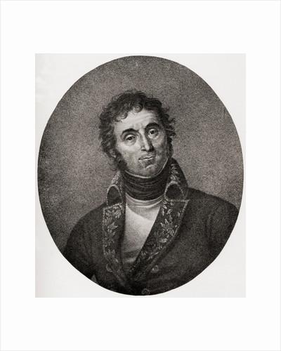 André Massena, Prince de Essling, Duc de Raguse by Anonymous