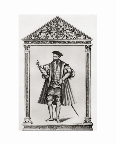 Alfonso D'Alberquerque by Anonymous