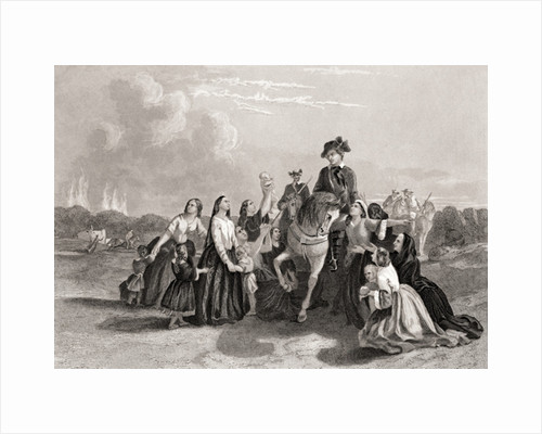 Settlers imploring Washington's protection by Anonymous