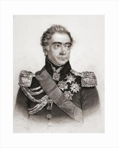 Auguste Frederic Louis Viesse de Marmont, Duc de Raguse by Anonymous