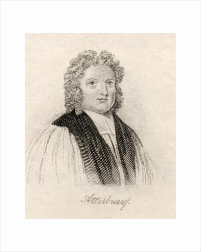 Francis Atterbury by English School