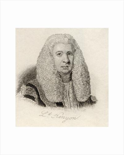 Lloyd Kenyon by English School