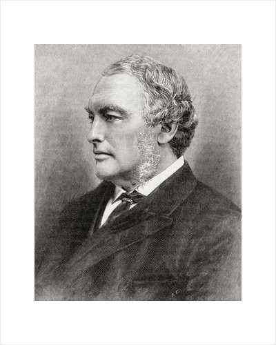 Henry James, 1st Baron James of Hereford, aka Sir Henry James by Anonymous