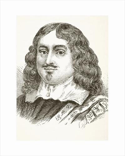 Edward Hyde, 1st Earl of Clarendon by English School