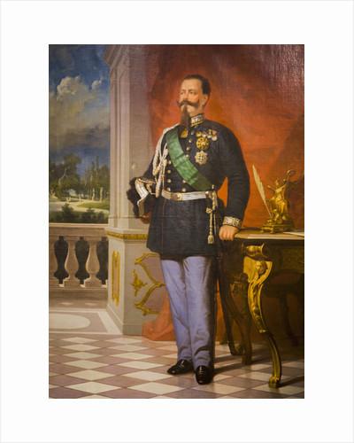 Victor Emmanuel II, 1820-1878, King of Sardinia, King of Italy by F. Barucco