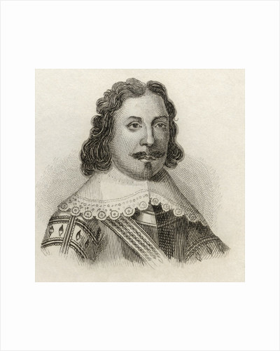 Ferdinando Fairfax by English School