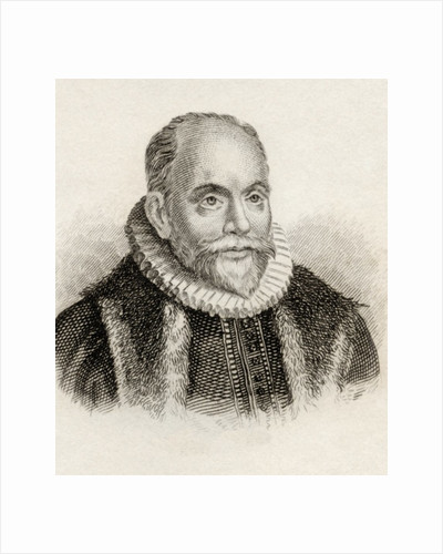Jacobus Arminius by English School