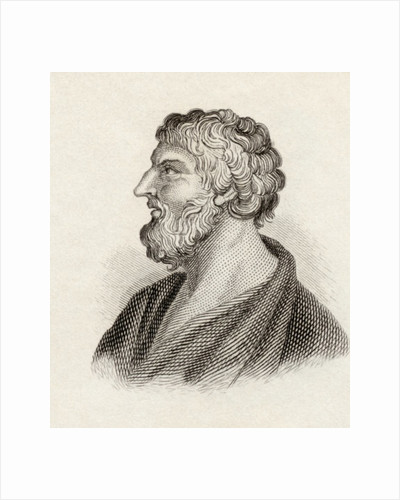Pittacus of Mytilene by English School