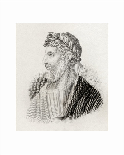 Apollonius of Tyana by English School