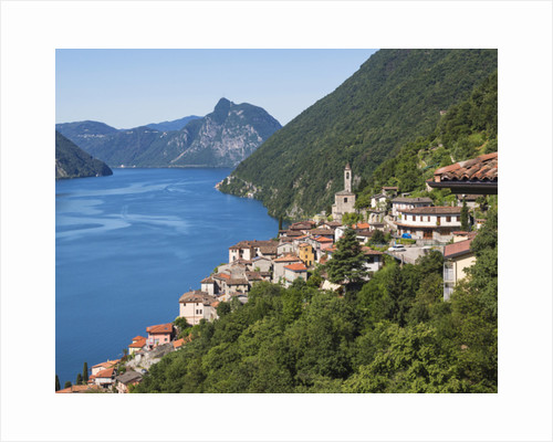 Albogasio, Como Province, Lombardy, Italy by Anonymous