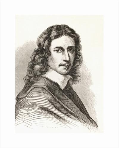 Govert (Govaert) Teuniszoon Flinck by Spanish School
