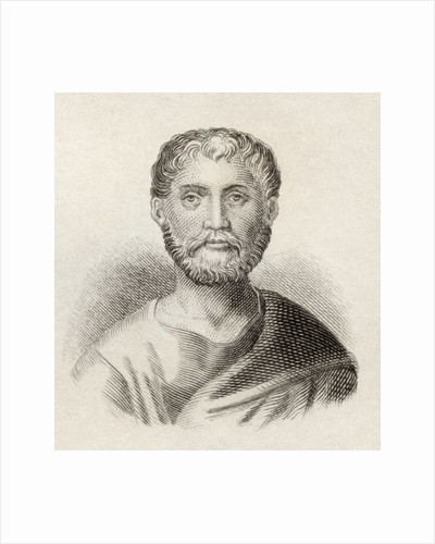 Publius Terentius Afer by English School