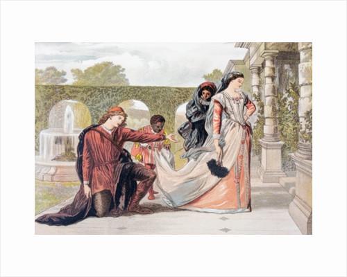 Come away, come away, death by Sir John Gilbert