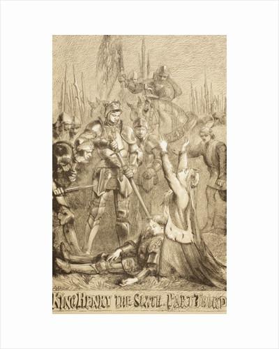 Henry VI, Part III by Sir John Gilbert
