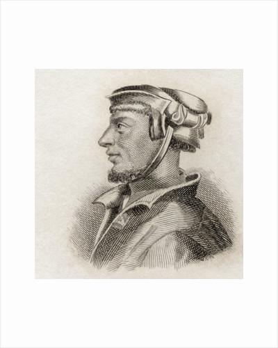 Heinrich Cornelius Agrippa von Nettesheim by English School