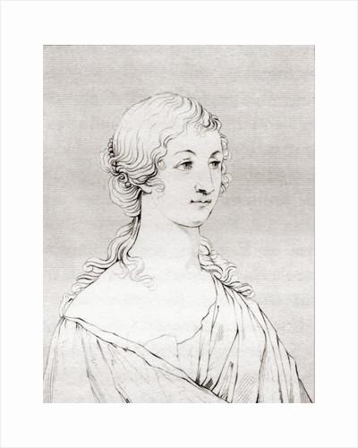 Marie-Madeleine Pioche de La Vergne, comtesse de La Fayette by Anonymous