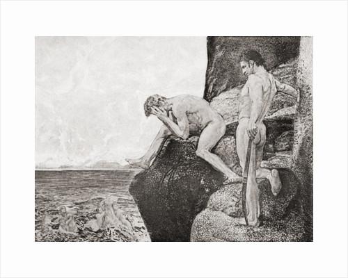 Prometheus Creating Man Prometheus posters | P...