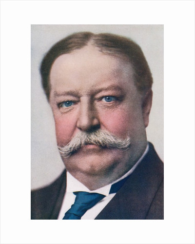 William Howard Taft, 1857 to 1930. 27th President of the United States by Anonymous