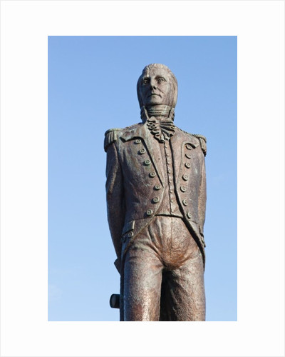Statue of Theobald Wolfe Tone by Unknown