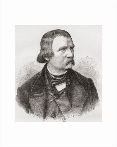Wilhelm von Kaulbach. German artist, muralist and book illustrator by Anonymous