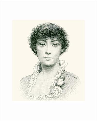 Henrietta Emma Ratcliffe Rae by Anonymous