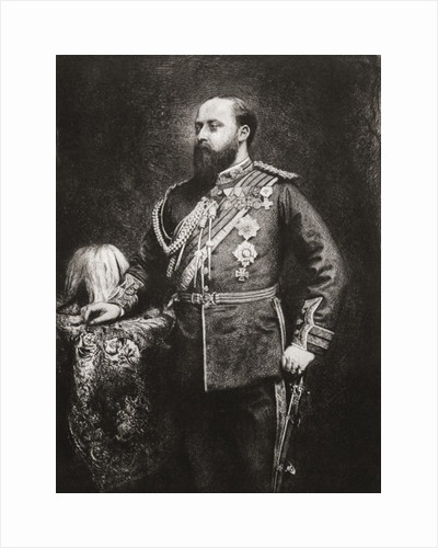 Edward Prince of Wales by Anonymous